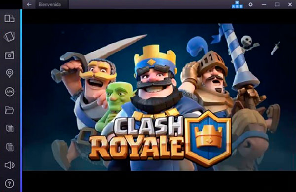 clash royale jugar en pc sin descargar