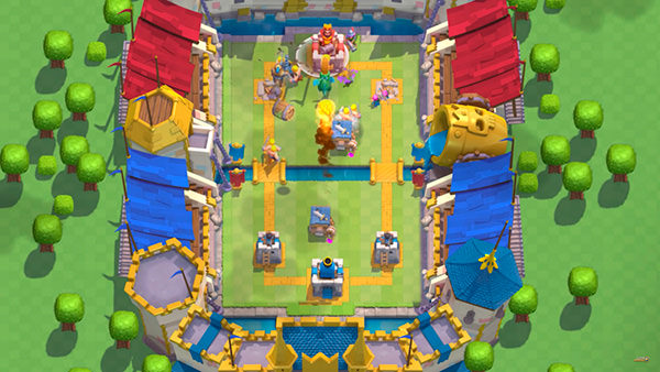 how to play clash royale on pc